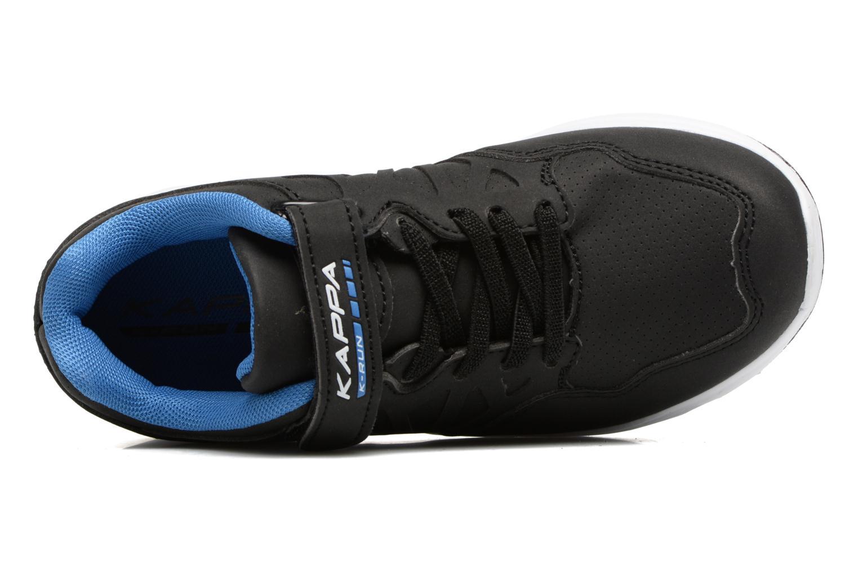 Spander EV Black/Eletric Blue