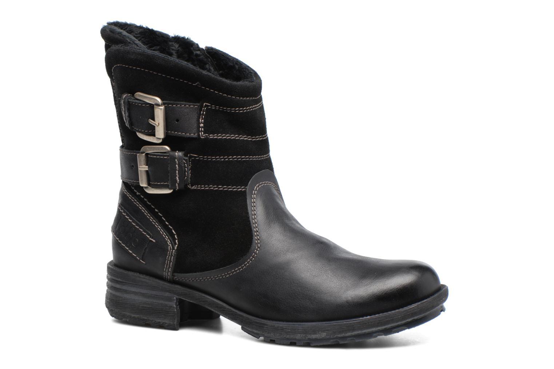 Bottines et boots Josef Seibel Sandra 72 Noir vue détail/paire