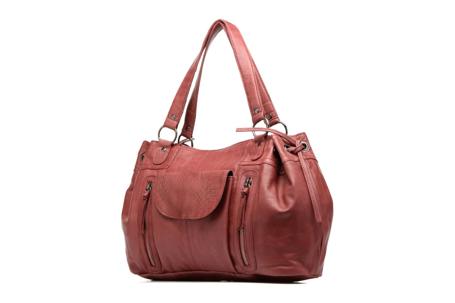 Jihano Leather Bag Port Royale