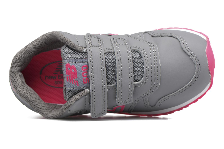 Sneakers New Balance KV500 I Grigio immagine sinistra