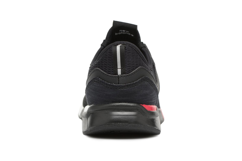 Baskets New Balance KL247 Noir vue droite