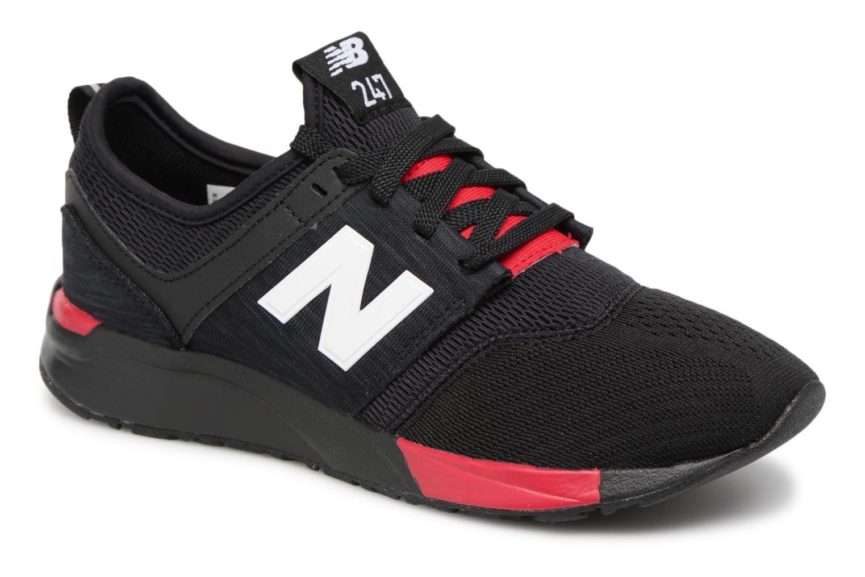 Baskets New Balance KL247 Noir vue détail/paire
