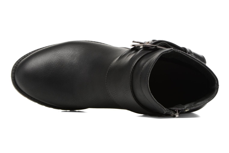Bottines et boots Les P'tites Bombes Diane Noir vue gauche