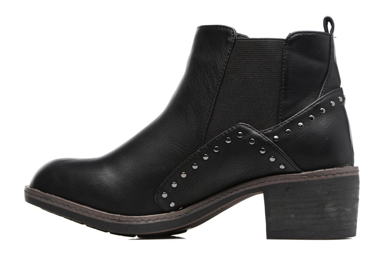 Bottines et boots Les P'tites Bombes Carole Noir vue face