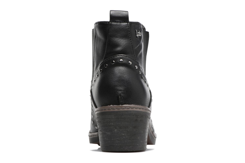 Bottines et boots Les P'tites Bombes Carole Noir vue droite