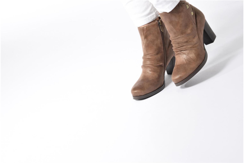 Boots en enkellaarsjes Les P'tites Bombes Claire Bruin onder