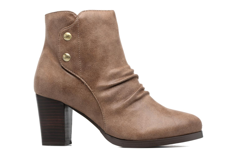 Bottines et boots Les P'tites Bombes Claire Marron vue derrière