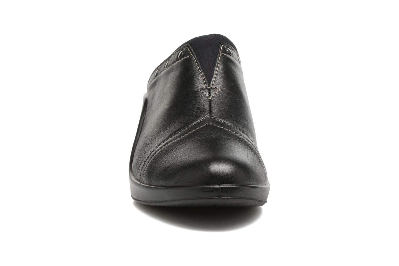 Mules et sabots Romika Mokassetta 271 Noir vue portées chaussures