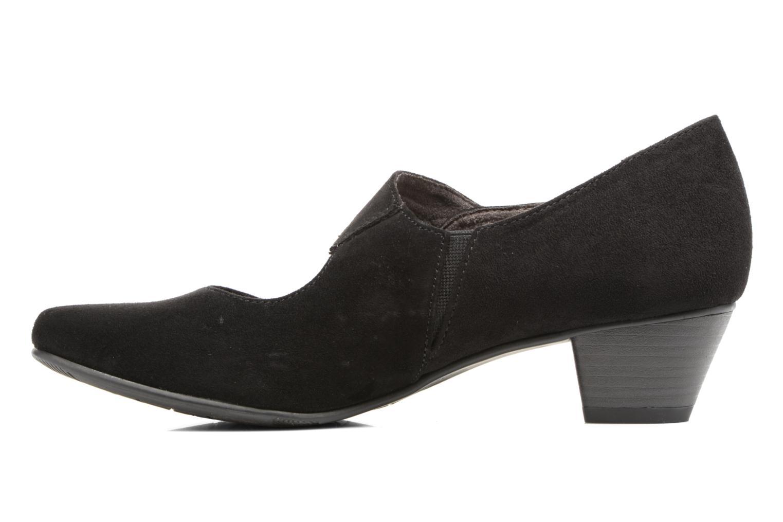 Escarpins Jana shoes Céline Noir vue face