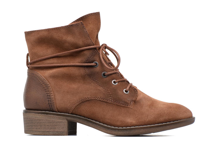 Bottines et boots Jana shoes Marine Marron vue derrière