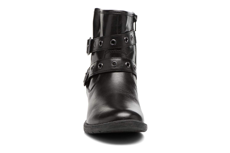 Bottines et boots Jana shoes Nikita Noir vue portées chaussures
