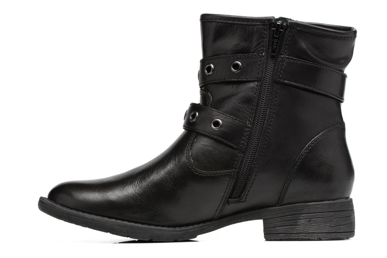 Bottines et boots Jana shoes Nikita Noir vue face
