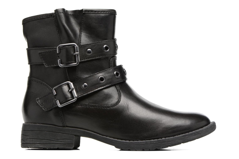 Bottines et boots Jana shoes Nikita Noir vue derrière