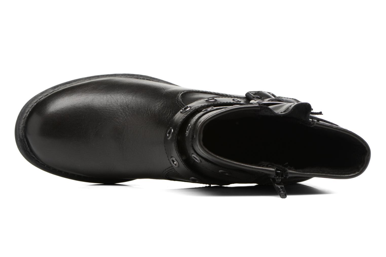 Bottines et boots Jana shoes Nikita Noir vue gauche