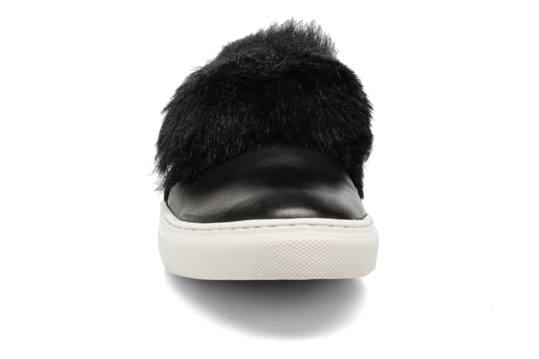 Mocassins Les Tropéziennes par M Belarbi Leone Noir vue portées chaussures