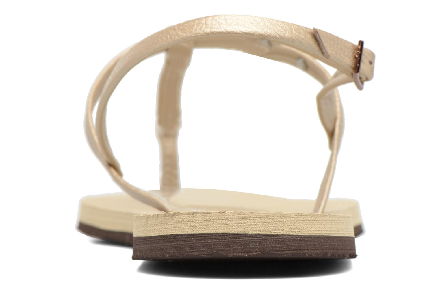 Sandals Havaianas You Riviera Beige view from the right