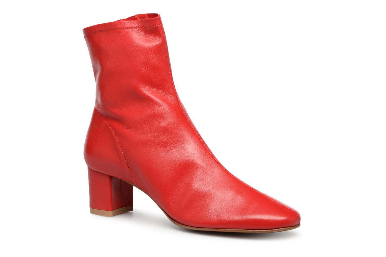Zapatos especiales para hombres y mujeres By Far Sofia (Rojo) Más - Botines  en Más (Rojo) cómodo 5cd3c9