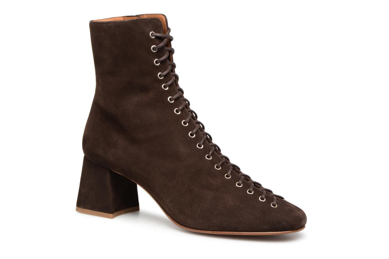 Los últimos zapatos de hombre y (Marrón) mujer By Far Becca (Marrón) y - Botines  en Más cómodo 84f903