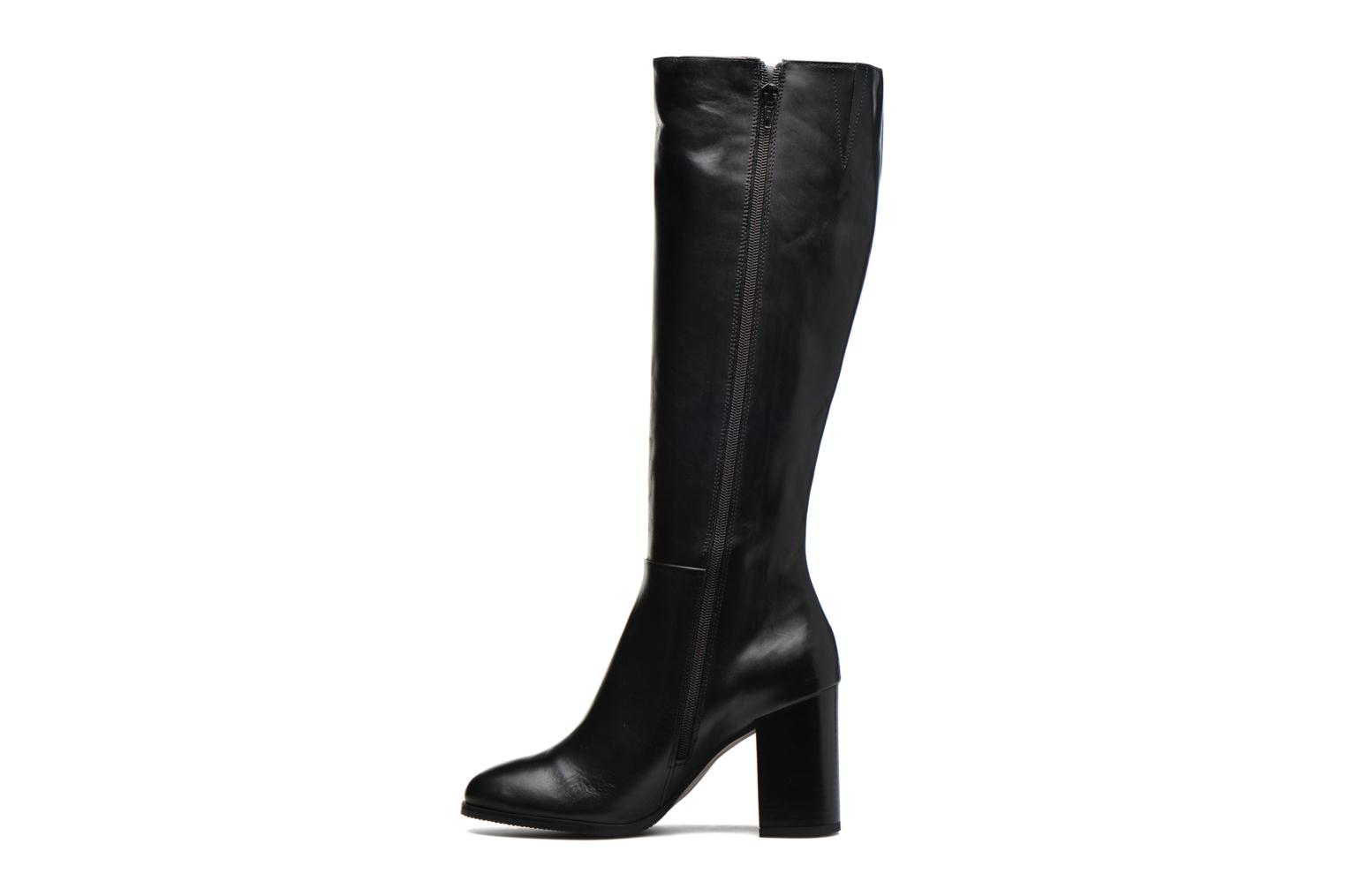 Boots & wellies Georgia Rose Anteau Black front view