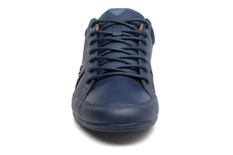 Baskets Lacoste CHAYMON 317 1 Bleu vue portées chaussures