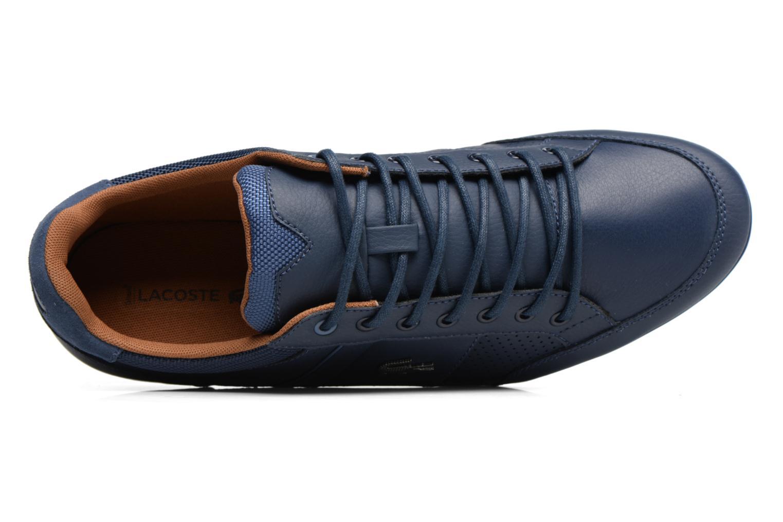 Baskets Lacoste CHAYMON 317 1 Bleu vue gauche