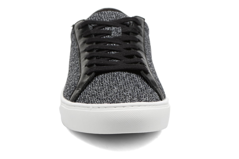 Baskets Lacoste L.12.12 317 3 Noir vue portées chaussures