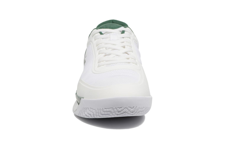 Chaussures de sport Lacoste LT PRO 317 1 Blanc vue portées chaussures