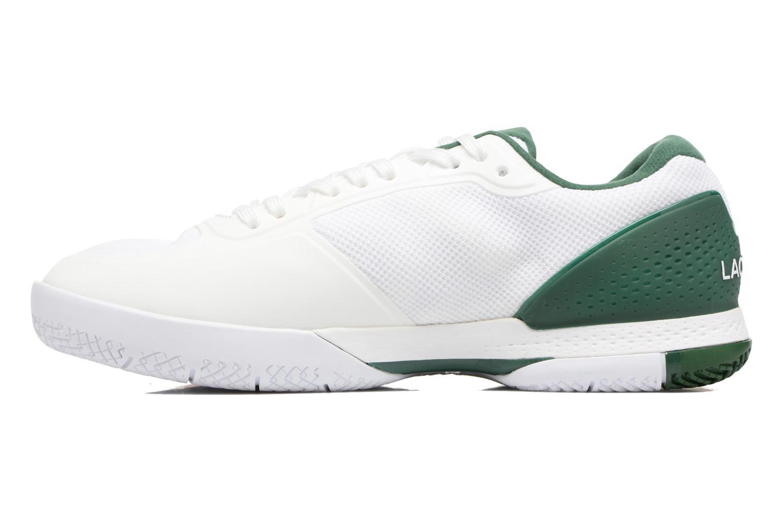 Chaussures de sport Lacoste LT PRO 317 1 Blanc vue face