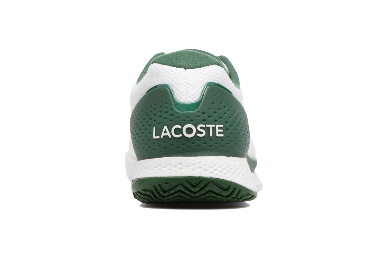 Chaussures de sport Lacoste LT PRO 317 1 Blanc vue droite