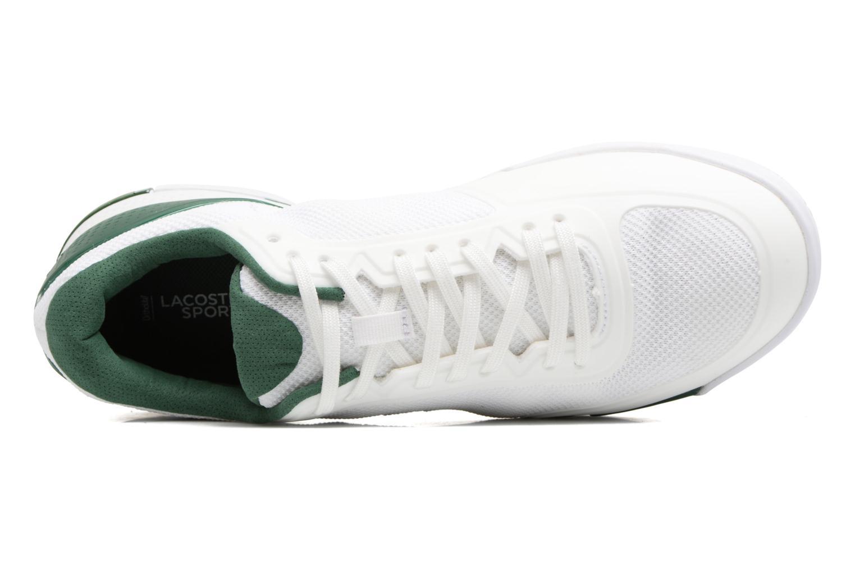 Chaussures de sport Lacoste LT PRO 317 1 Blanc vue gauche