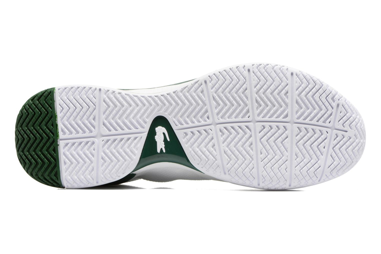 Chaussures de sport Lacoste LT PRO 317 1 Blanc vue haut