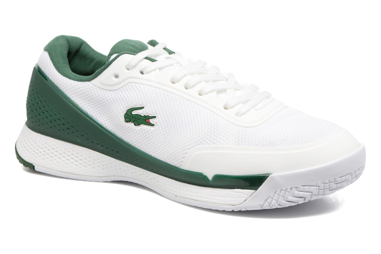 Chaussures de sport Lacoste LT PRO 317 1 Blanc vue détail/paire