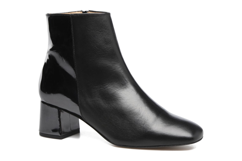 Bottines et boots Georgia Rose Serpenta Noir vue détail/paire