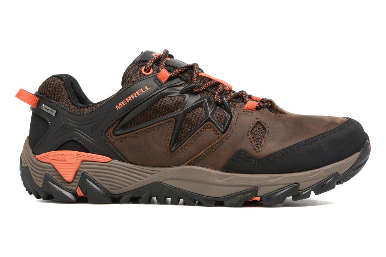 Chaussures de sport Merrell All Out Blaze 2 Gtx Marron vue derrière