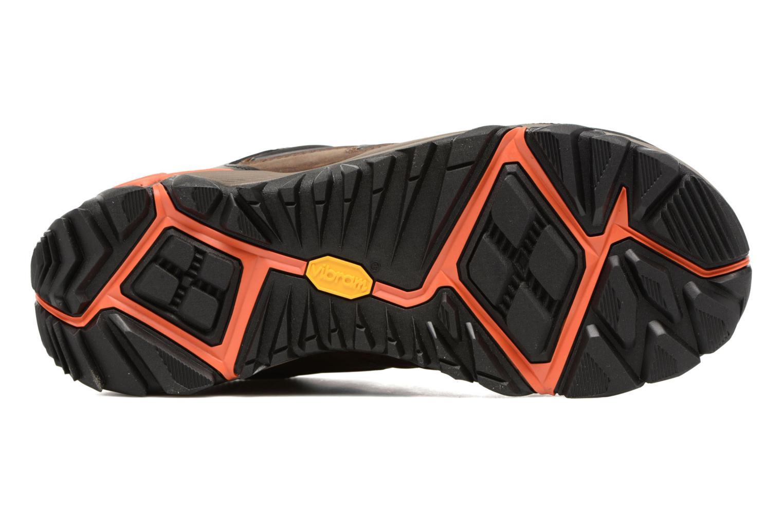 Chaussures de sport Merrell All Out Blaze 2 Gtx Marron vue haut
