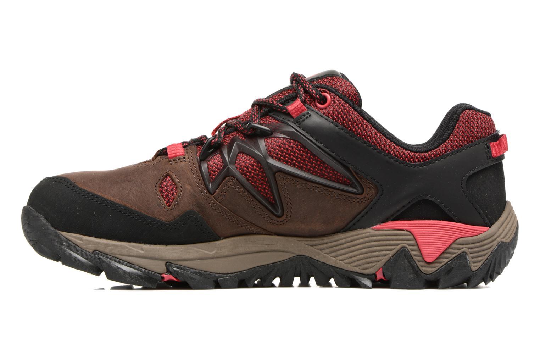 Chaussures de sport Merrell All Out Blaze 2 Marron vue face