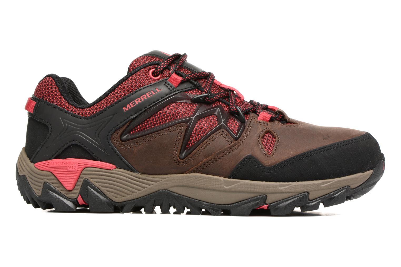 Chaussures de sport Merrell All Out Blaze 2 Marron vue derrière