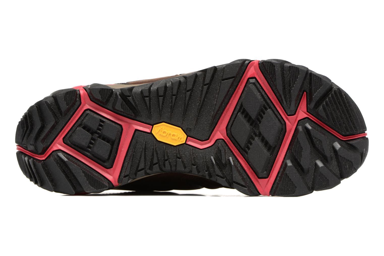 Chaussures de sport Merrell All Out Blaze 2 Marron vue haut
