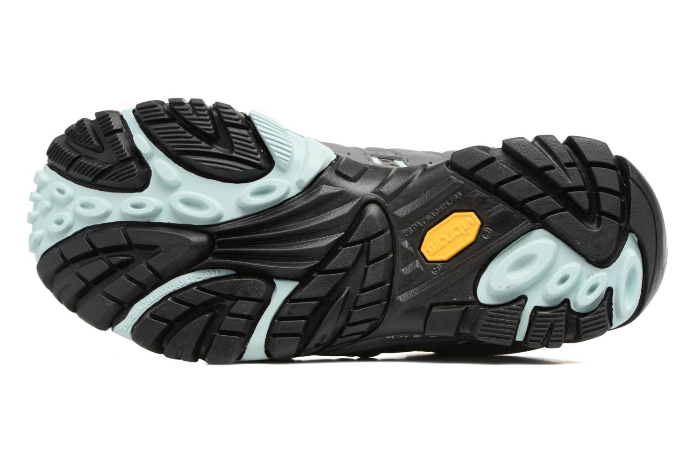 Chaussures de sport Merrell Moab 2 Gtx Gris vue haut