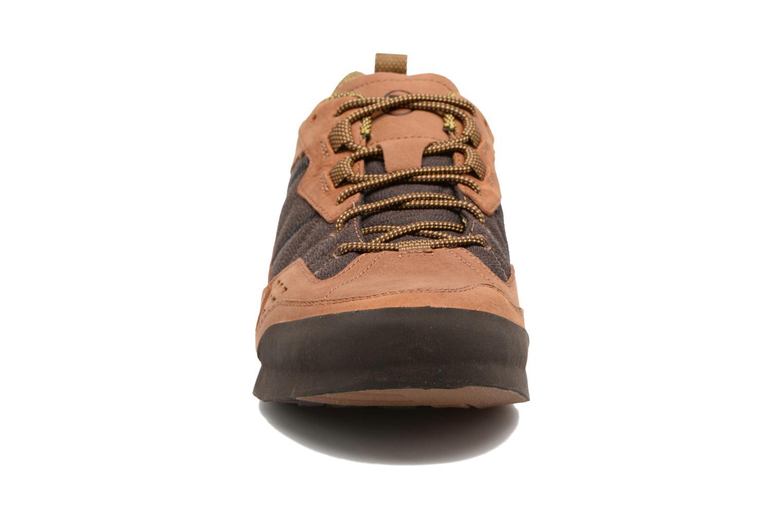 Sport shoes Merrell Burnt Rock Brown model view