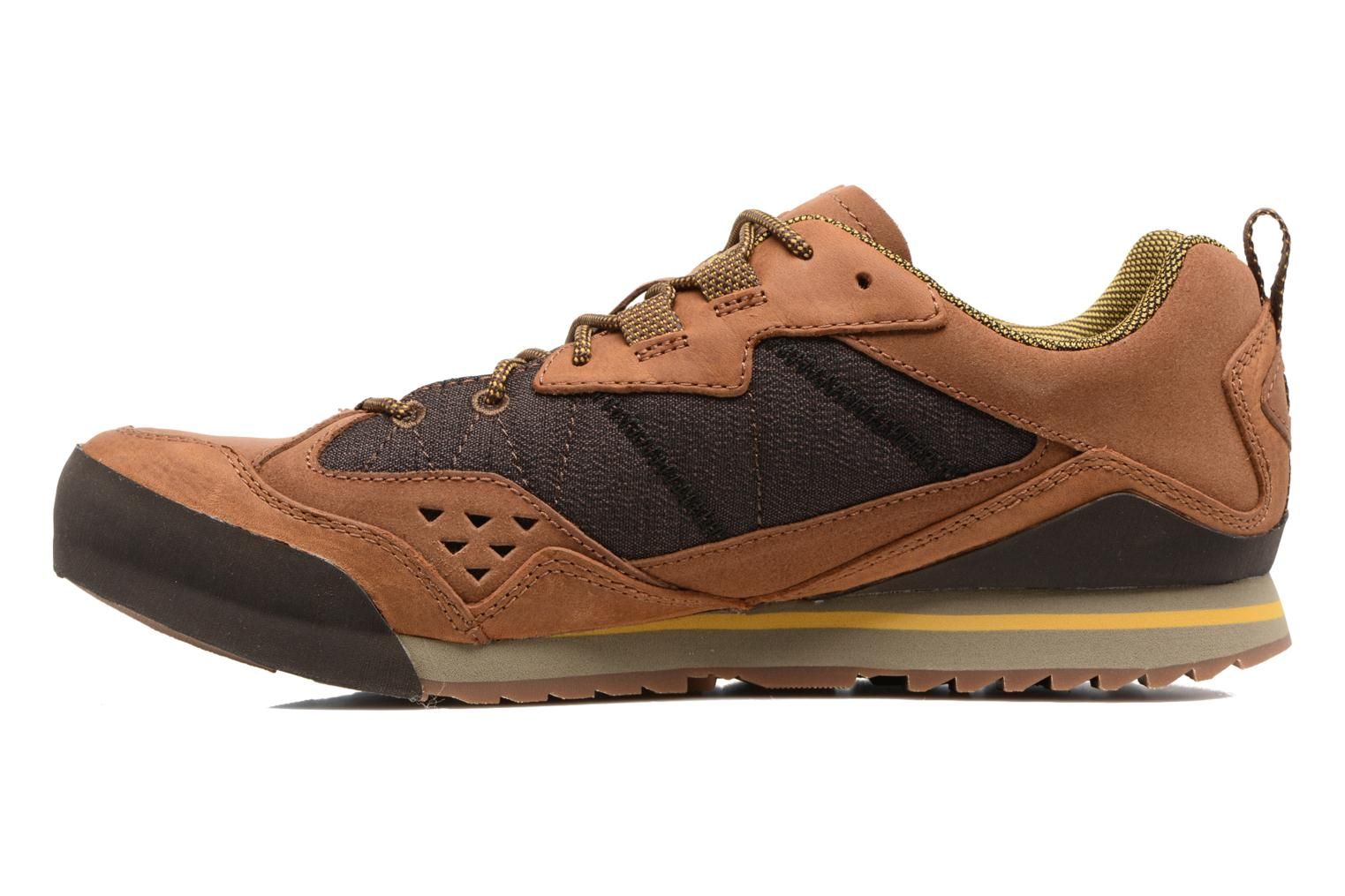 Sport shoes Merrell Burnt Rock Brown front view