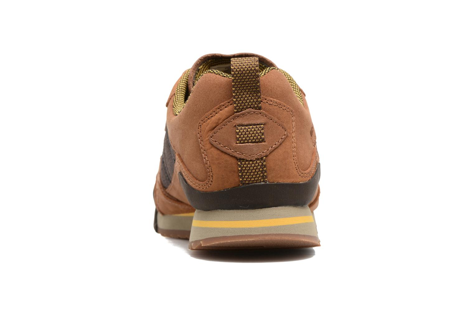 Sport shoes Merrell Burnt Rock Brown view from the right