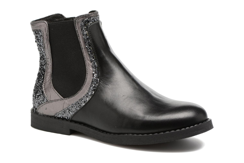 Bottines et boots Mellow Yellow Mncecily Noir vue détail/paire