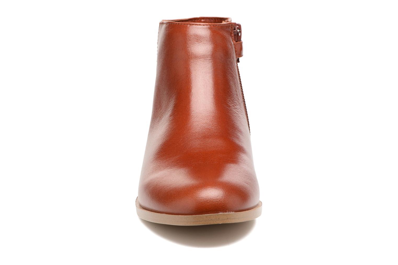 Bottines et boots Mellow Yellow Mnceano Marron vue portées chaussures