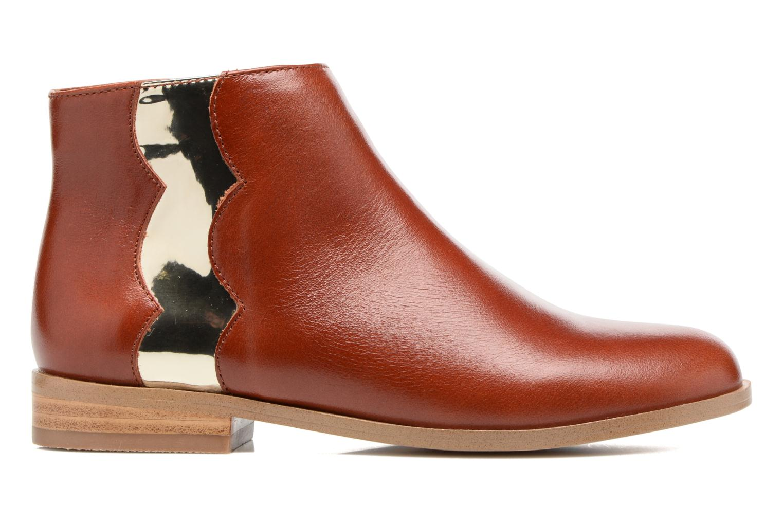 Bottines et boots Mellow Yellow Mnceano Marron vue derrière