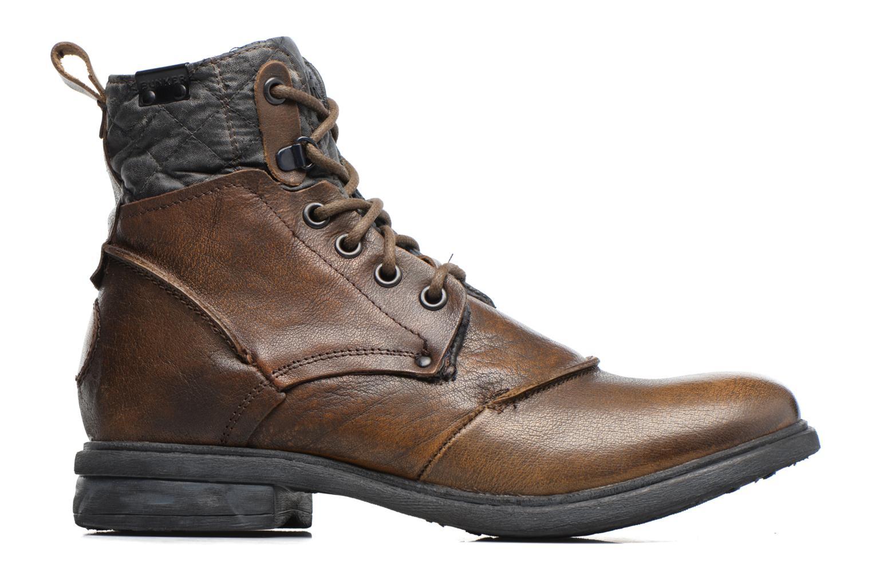 Bottines et boots Bunker Bono Pop Marron vue derrière