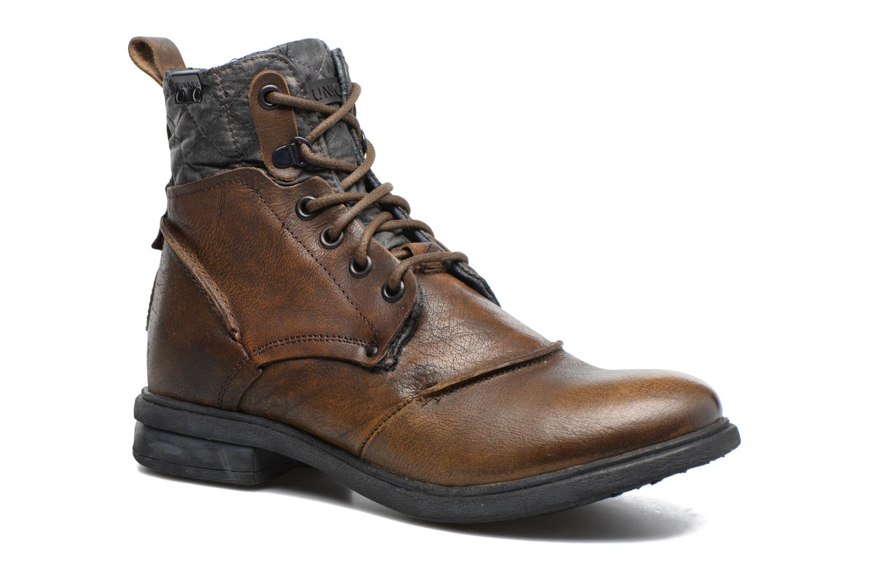 Bottines et boots Bunker Bono Pop Marron vue détail/paire
