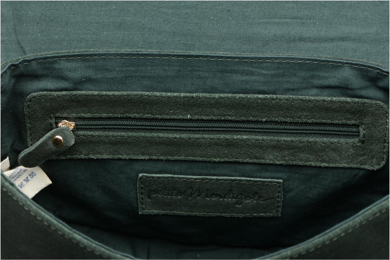 Handtassen Petite mendigote Crossbody Chaine Lune Amstrong Groen achterkant