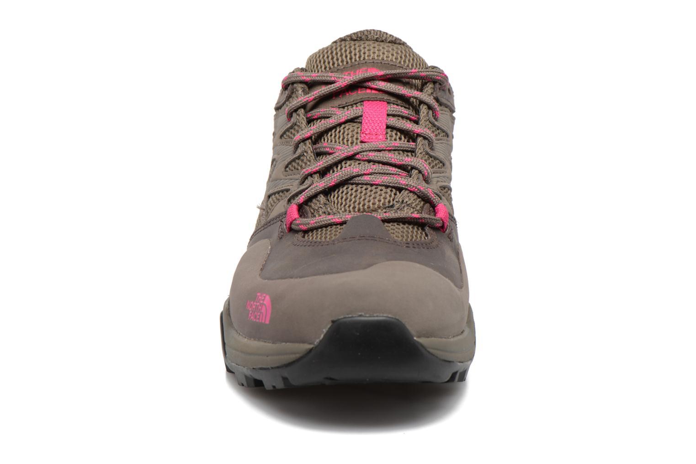 Chaussures de sport The North Face Hedgehog Hike Gris vue portées chaussures