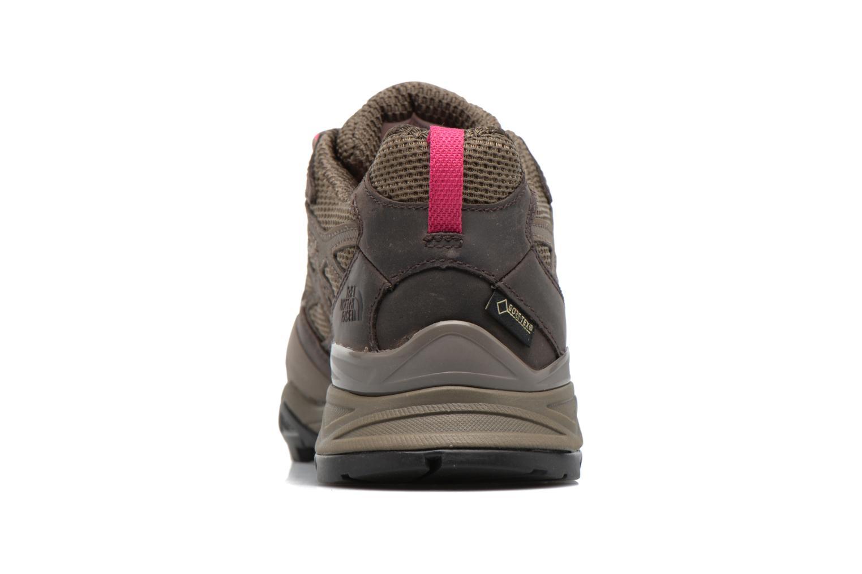 Chaussures de sport The North Face Hedgehog Hike Gris vue droite